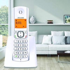 Téléphone fixe pour la fibre Alcatel F530